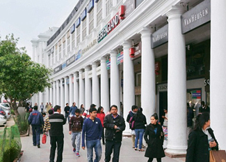 connaught place in delhi, restaurants in connaught place, hotels near connaught place