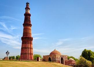 delhi historical places, Qutub Minar in delhi, delhi sightseeing tour